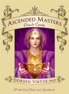 Ascended Masters Oracle Cards, Cards Book