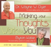 Making Your Thoughts Work For You, CD-Audio Book