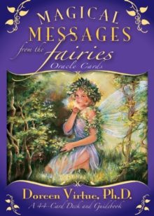 Magical Messages from the Fairies, Cards Book