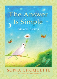 The Answer is Simple Oracle Cards, Cards