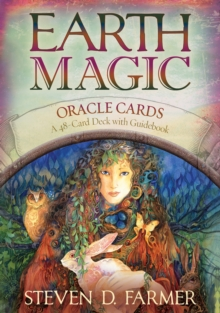 Earth Magic Oracle Cards, Cards Book
