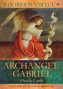 Archangel Gabriel Oracle Cards, Cards