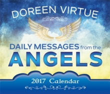 Daily Messages from the Angels 2017 Calendar, Calendar