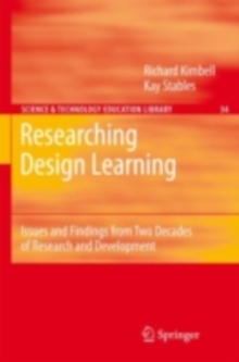 Image of Researching Design Learning : Issues and Findings from Two Decades of Research and Development
