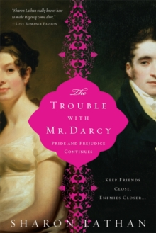 The Trouble with Mr Darcy, Paperback