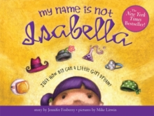 My Name is Not Isabella, Hardback