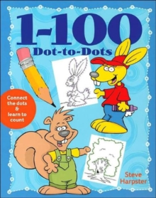 1-100 Dot-to-Dots, Paperback