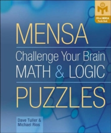 Challenge Your Brain Math and Logic Puzzles, Paperback Book