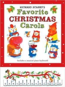 Richard Scarry's Favorite Christmas Carols, Mixed media product