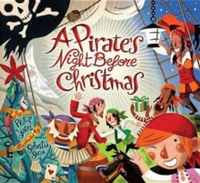 A Pirate's Night Before Christmas, Paperback