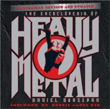 The Encyclopedia of Heavy Metal, Paperback Book
