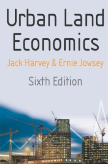 Urban Land Economics, Paperback