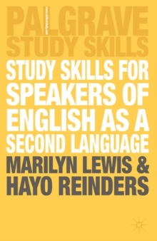 Study Skills for Speakers of English as a Second Language, Paperback