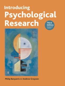 Introducing Psychological Research, Paperback