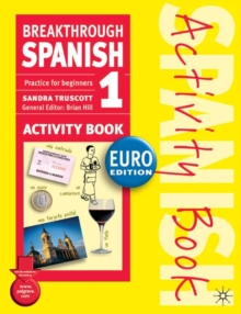 Breakthrough Spanish 1 : Activity Book, Paperback