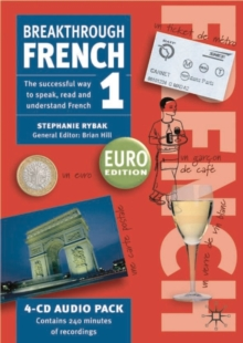 Breakthrough French 1, Mixed media product Book