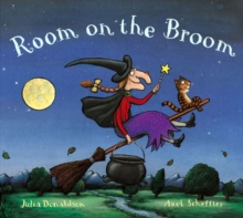 Room on the Broom : Big Book, Paperback