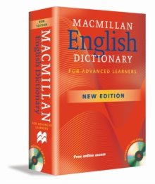 Macmillan English Dictionary for Advanced Learners, Mixed media product