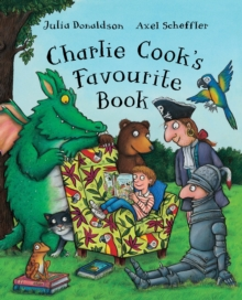Charlie Cook's Favourite Book, Hardback