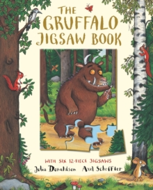 The Gruffalo Jigsaw Book, Board book