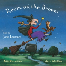 Room on the Broom, CD-Audio
