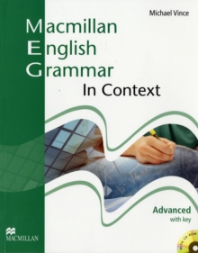 Macmillan English Grammar in Context Advanced with Key and CD-ROM Pack, Mixed media product