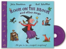 Room on the Broom and Other Songs, Mixed media product
