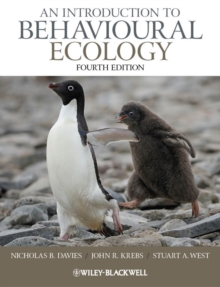 An Introduction to Behavioural Ecology, Paperback