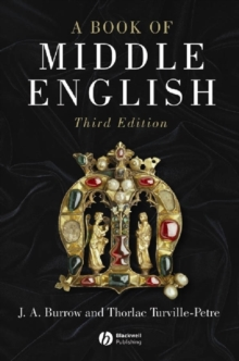 A Book of Middle English, Paperback