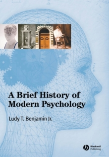 A Brief History of Modern Psychology, Paperback