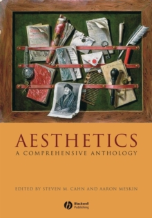 Aesthetics : A Comprehensive Anthology, Paperback