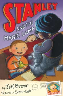 Stanley and the Magic Lamp, Paperback