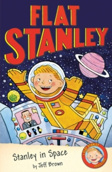 Flat Stanley in Space, Paperback