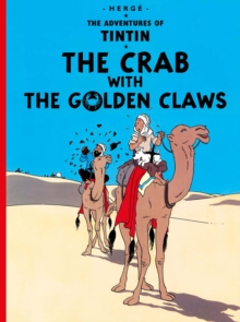The Crab with the Golden Claws, Paperback