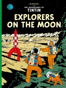 Explorers on the Moon, Paperback Book
