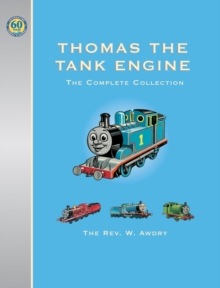 The Thomas the Tank Engine the Railway Series: The Complete Collection, Hardback