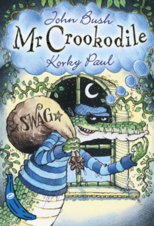 Mr. Crookodile : Blue Banana, Paperback