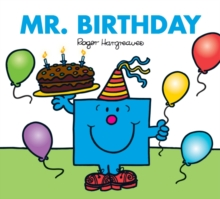 Mr. Birthday, Paperback Book