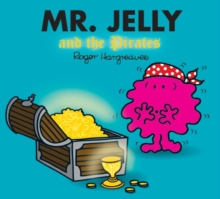 Mr. Jelly and the Pirates, Paperback