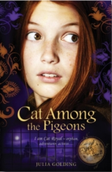 Cat Among the Pigeons, Paperback Book