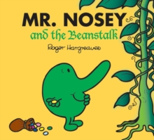 Mr. Nosey and the Beanstalk, Paperback