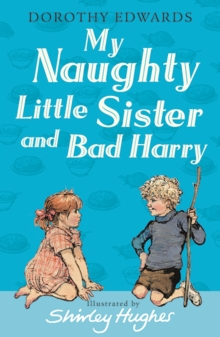 My Naughty Little Sister and Bad Harry, Paperback