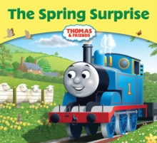 Thomas & Friends: The Spring Surprise, Paperback
