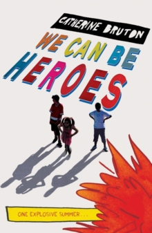 We Can be Heroes, Paperback Book