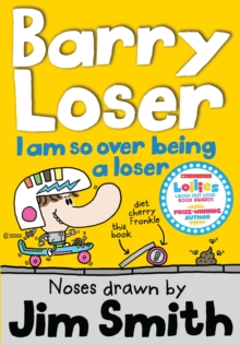 Barry Loser: I am So Over Being a Loser, Paperback