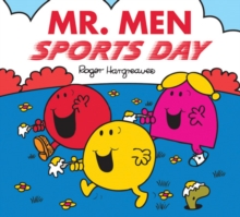 Mr. Men Sports Day, Paperback