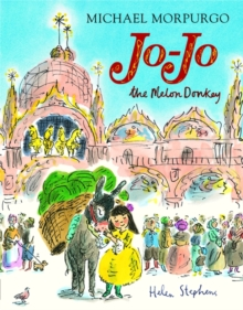 Jo-Jo the Melon Donkey, Paperback