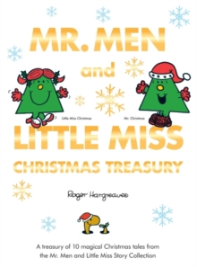 Mr Men and Little Miss Christmas Story Treasury, Hardback Book