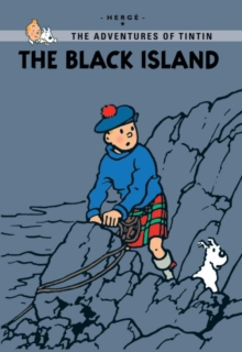 The Black Island, Paperback Book