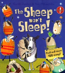 The Sheep Won't Sleep, Paperback